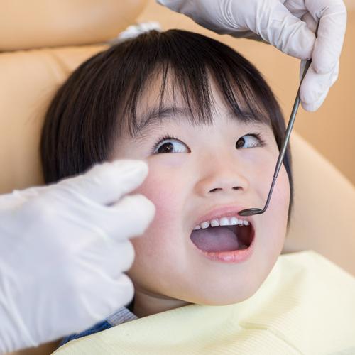 小児の歯科治療